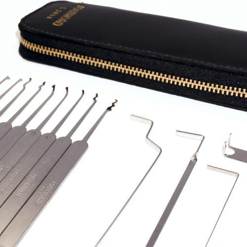 Southord 2010 Twenty Two Piece Lock Pick Set