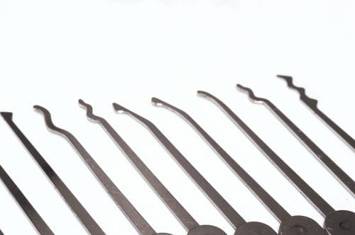 Southord C2010 Twenty Two Piece Lock Pick Set