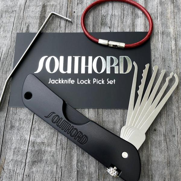 Southord Jackknife Black