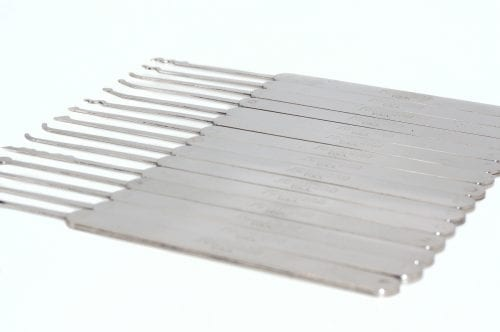 Southord c2010 Twenty-Two Piece Lock Pick Set