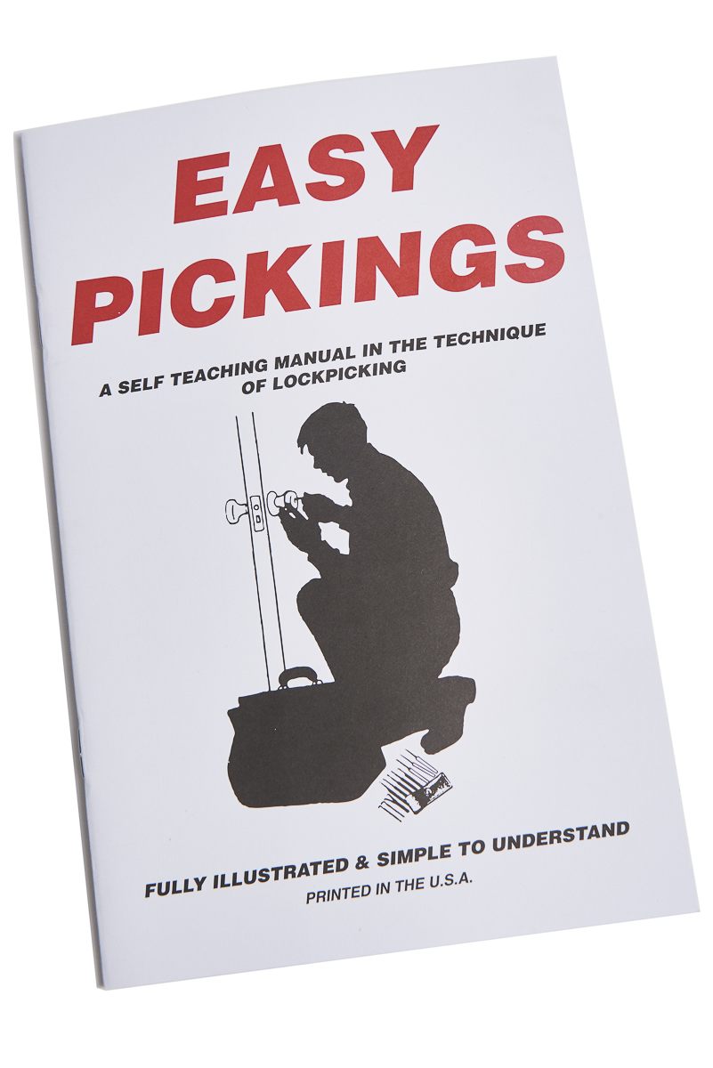 Easy Pickings - Guide Book