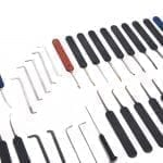Peterson Phoenix Ultimate Lock Pick Set Government Steel