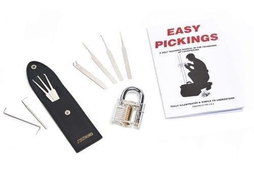 PickPals Intro Lock Pick Bundle Plus