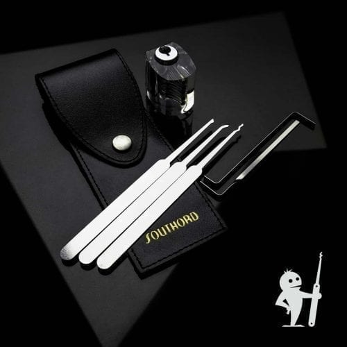 PickPals Intro Lock Pick Set Lite