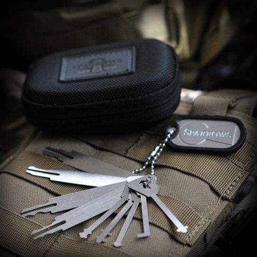 warded Pick Set