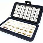 Lab Mini Dur-X Security Plus Pin Kit