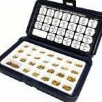 Lab Mini Dur-X Security Rep-pinning Kit
