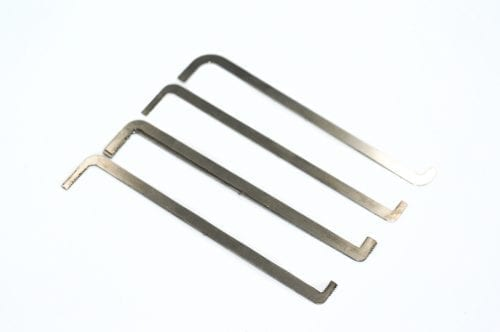 Petersons Kens Lock Pick Set