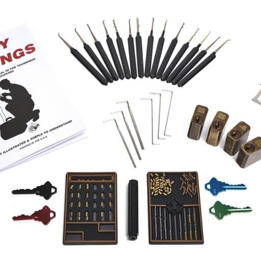 PickPals Ultimate Bundle Learn LockPicking