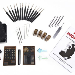 PickPals Ultimate Learn to lock pick bundle