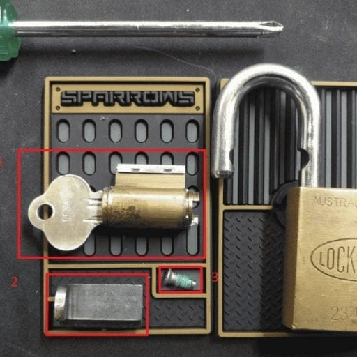 Guide to disassembling and re-keying locks2