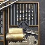 Guide to disassembling and re-keying locks7