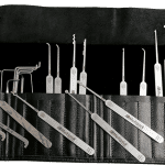 ELITE 27 piece Lock Pick Set Multipick