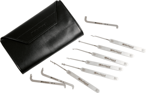 Multipick ELITE 27 piece Lock Pick Set