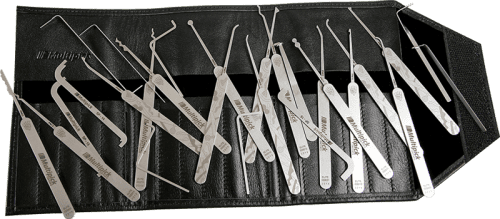 Multipick ELITE 27 piece Lock Pick Set New