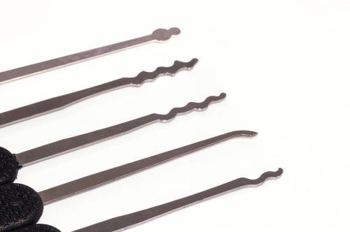 Peterson 5AP-GSP 5 Auto Lock Picks