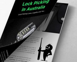 Lock Picking Australia - Lock Picking Laws and Legality
