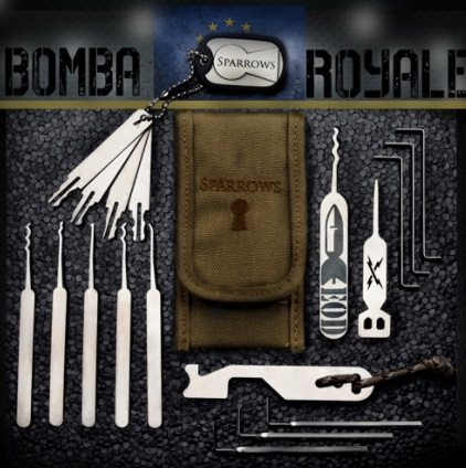 Sparrows Bomba Royale