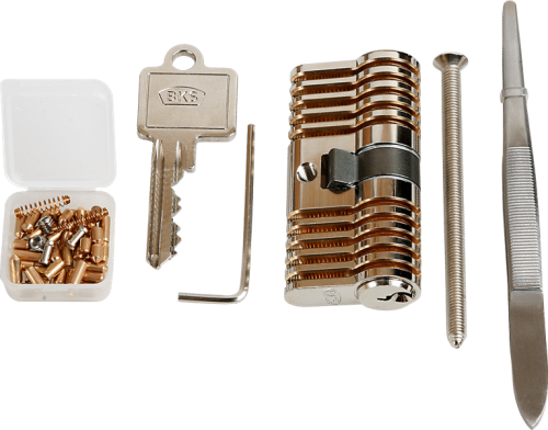 Multipick Super-Set Practice Training lock