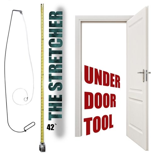 Sparrows Stretcher Under Door Tool