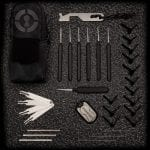 Sparrow Ranger Lock Pick Set Black Case