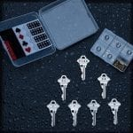 Sparrows Master Key Repinning Kit