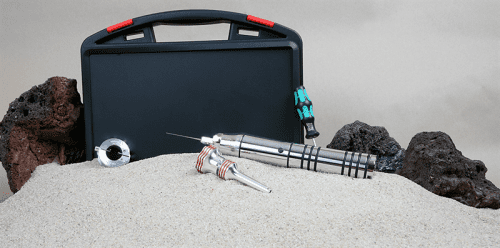 Kronos Complete Electric Lock Pick Set