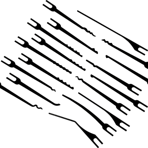 Buy Mutlipick Kronos Electric Pick Gun Australia Replacement Needles