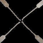 Multipick Australia Key Extractor-Set 4 pieces ELITE