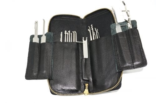 Southord 3010 Thirty Seven Piece Lock Pick Set