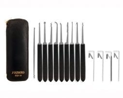 Southord Southord Fourteen Piece Lock Pick Set