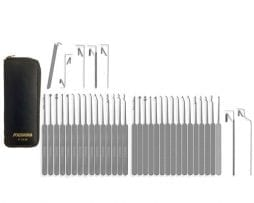 Southord Thirty-Seven Piece Slim Line Lock Pick Set - C3010