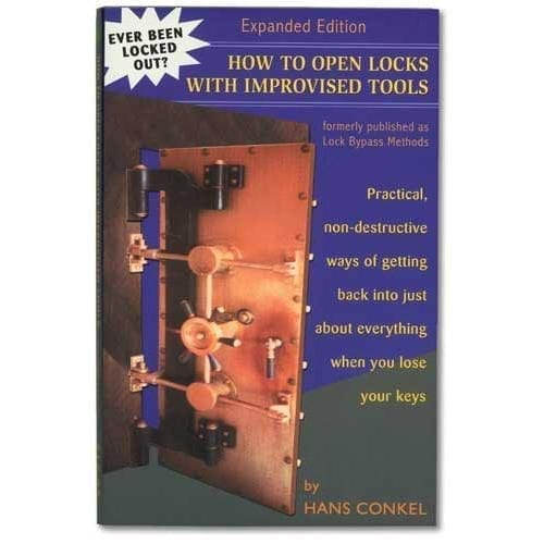 How To Open Locks With Improvised Tools