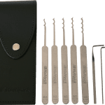 Multipick ELITE Bogota Lock Pick Set – 7 Piece