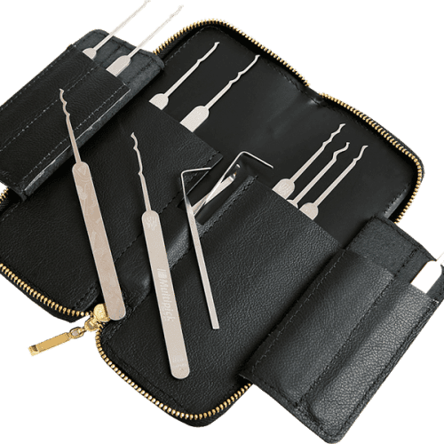 ELITE Bogota Pick Set 13 pieces Multipick lock pick set