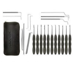 Southord M3000B-ABS Max High Yield Lock Pick Set