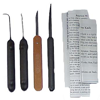 Peterson 4 Piece Lock By-Pass Tool Kit (DAME)