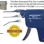 Brockhage BPG-15 Lock Pick Gun