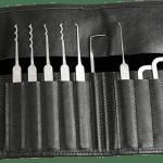 Multipick ELITE 23 Slimline Lock Pick Set