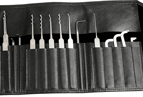 Multipick ELITE 23 Slimline Lock Pick Set