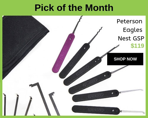 PickPals - Pick of the month