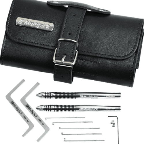 Multipick ELITE G-PRO Dimple Lock Pick Starter Kit