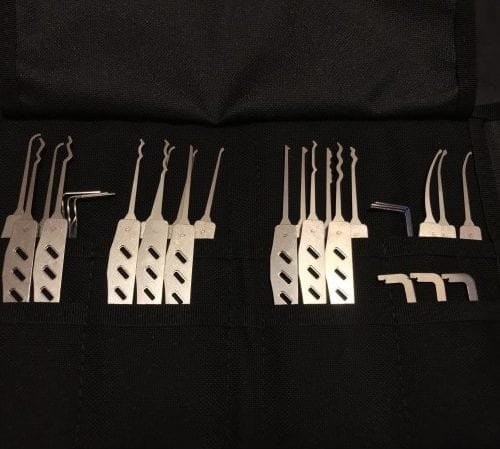Law Lock Increment Pro Lock Pick