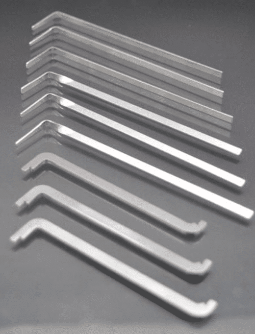 Law Lock 9 Piece tension wrench set