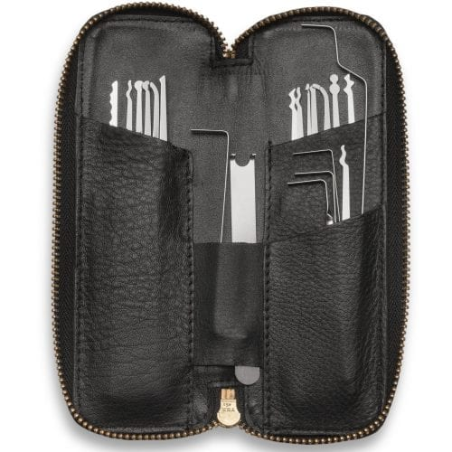 SouthOrd Twenty Piece Deluxe Lock Pick Set- MPXS-20