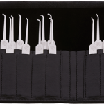 Multipick ELITE Lock Pick Set 0.4 + 0.6 – 28 pcs. (Christina Palmer)