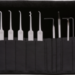 Multipick Elite Champion Lock Pick Set 19 pcs