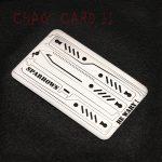 Sparrows Chaos Card- Wary Ed