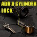 Sparrows Sceptre Cylinder Lock