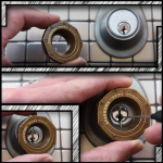 Brass Tension Wheel by Sparrows